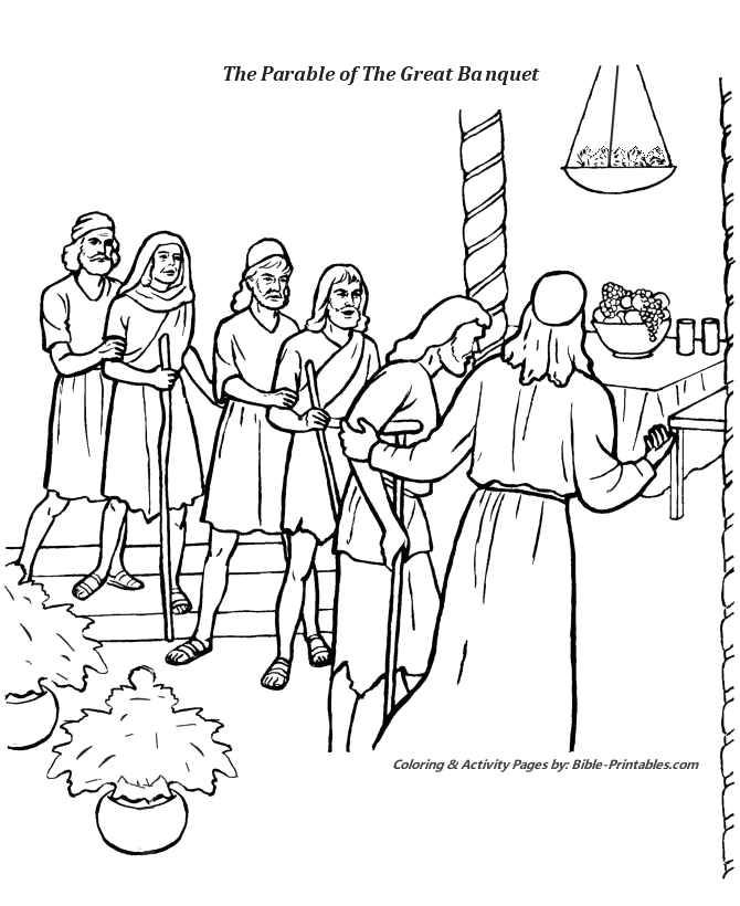 parable of the wedding feast matthew 221 14