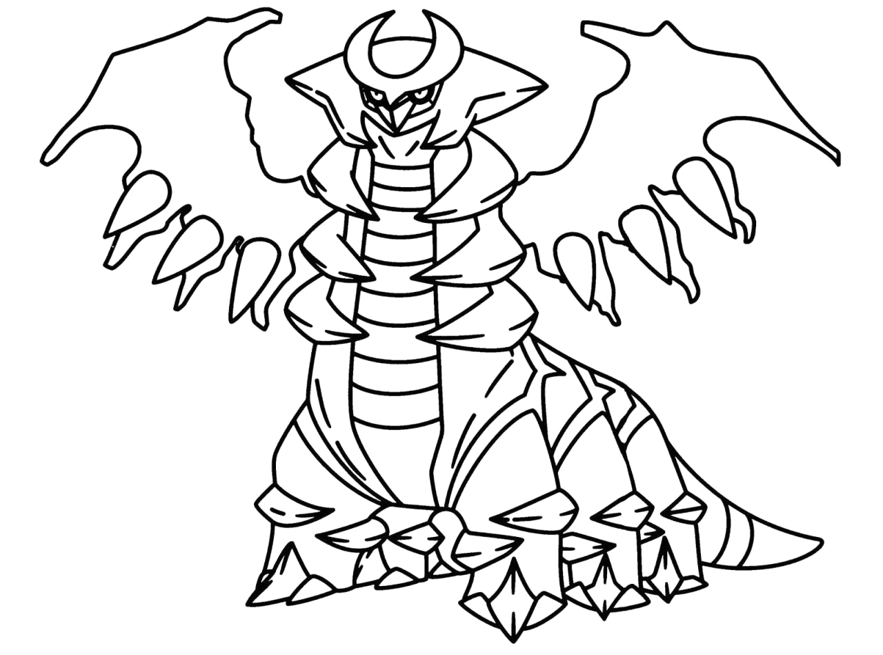 legendary mega sun and moon pokemon coloring pages