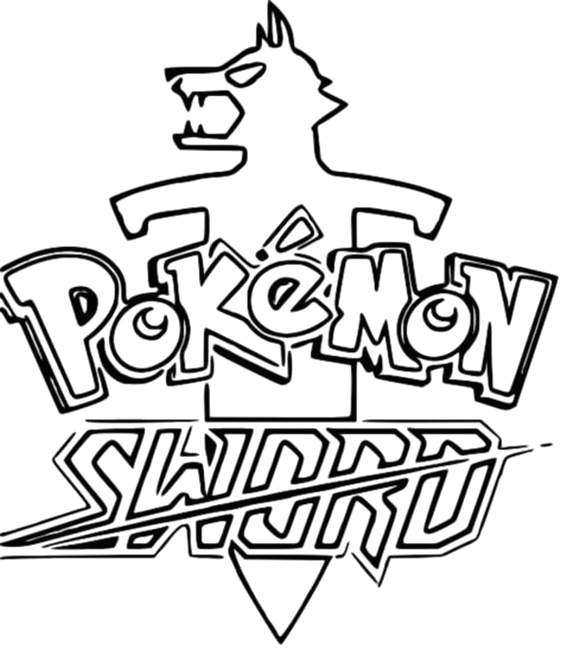 coloring pages id 6824 pokemon sword and shield pokemon sword