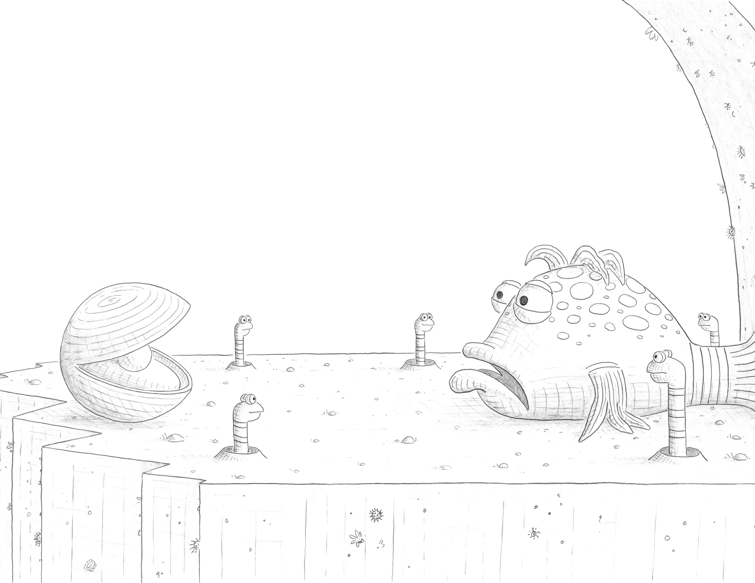 Pout Pout Fish Goes to School Coloring Pages Pout Pout Fish Goes to School Coloring Pages – Vingel