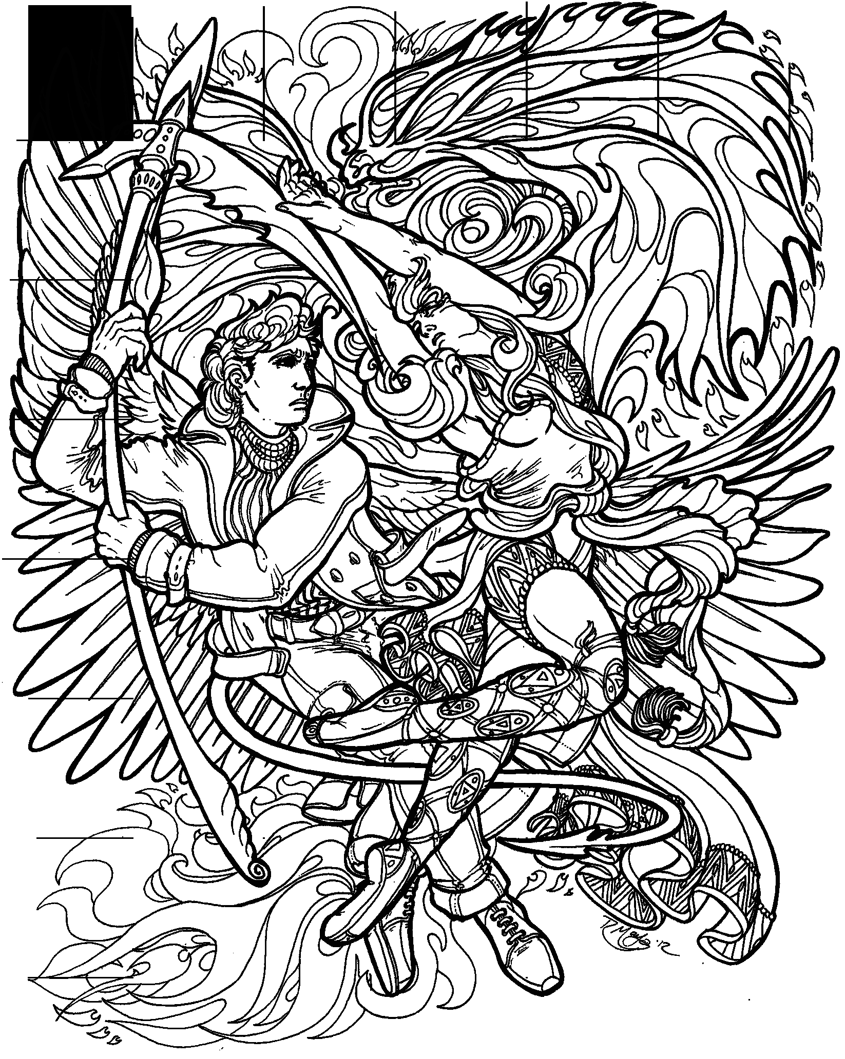 The Hardest Coloring Page In the World 10 Pics Hardest Coloring Page Ever World S Hardest