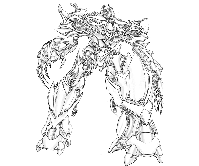 Transformers Dark Of the Moon Coloring Pages 8 Pics Transformers Dark the Moon Coloring Pages