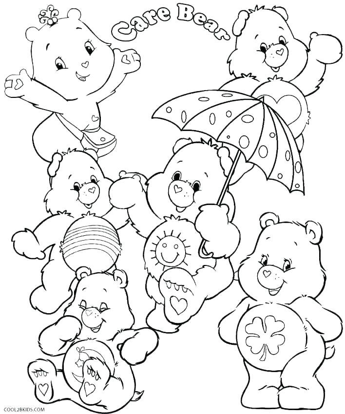 Build A Bear Coloring Pages to Print Build A Bear Coloring Pages at Getdrawings