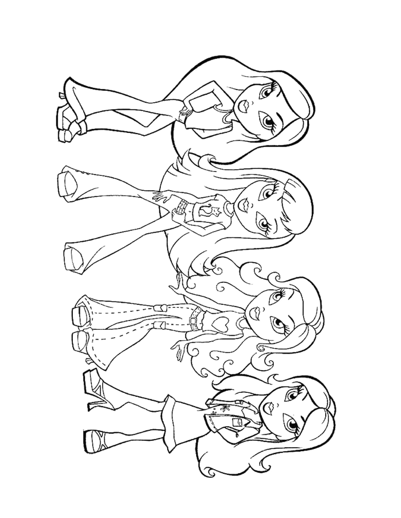coloring pages for girls 12 2