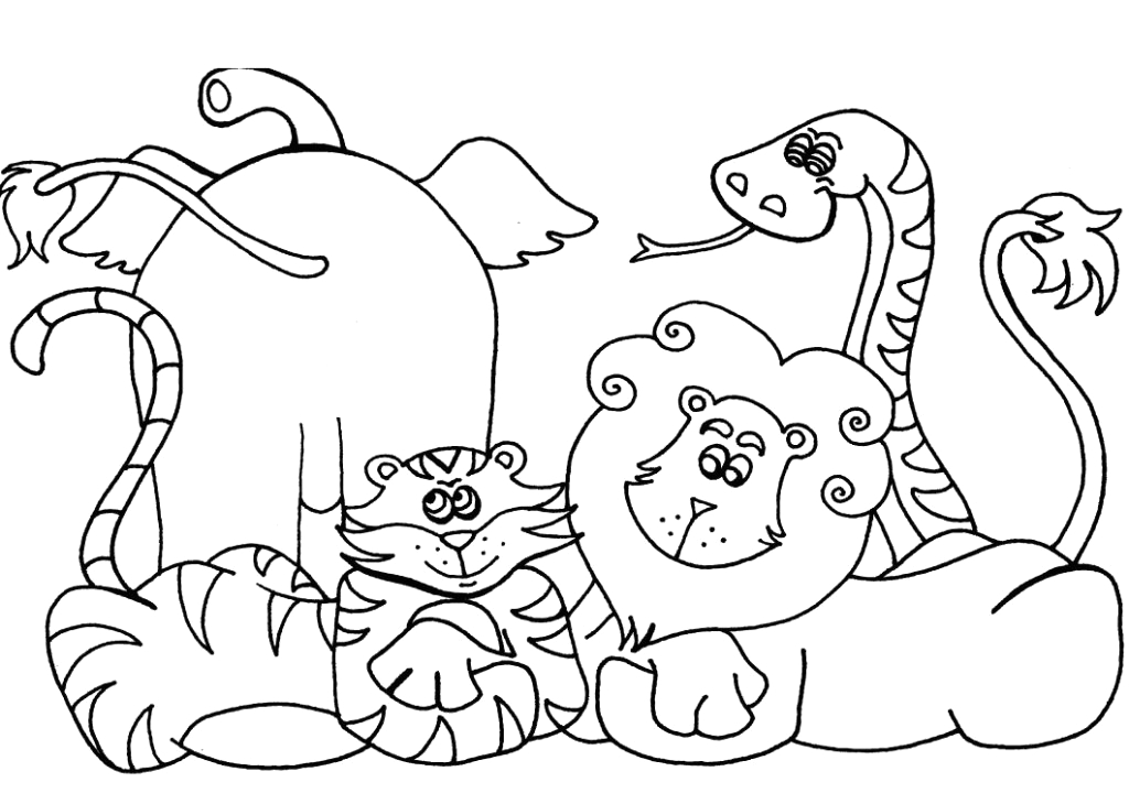 Coloring Pages for toddlers Preschool and Kindergarten Free Printable Preschool Coloring Pages Best Coloring