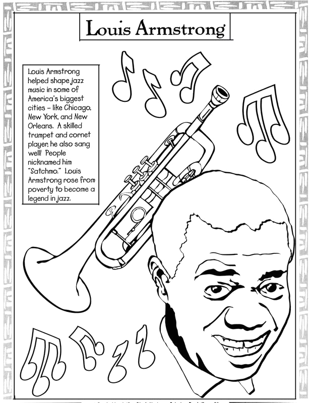 african american inventors coloring pages sketch templates