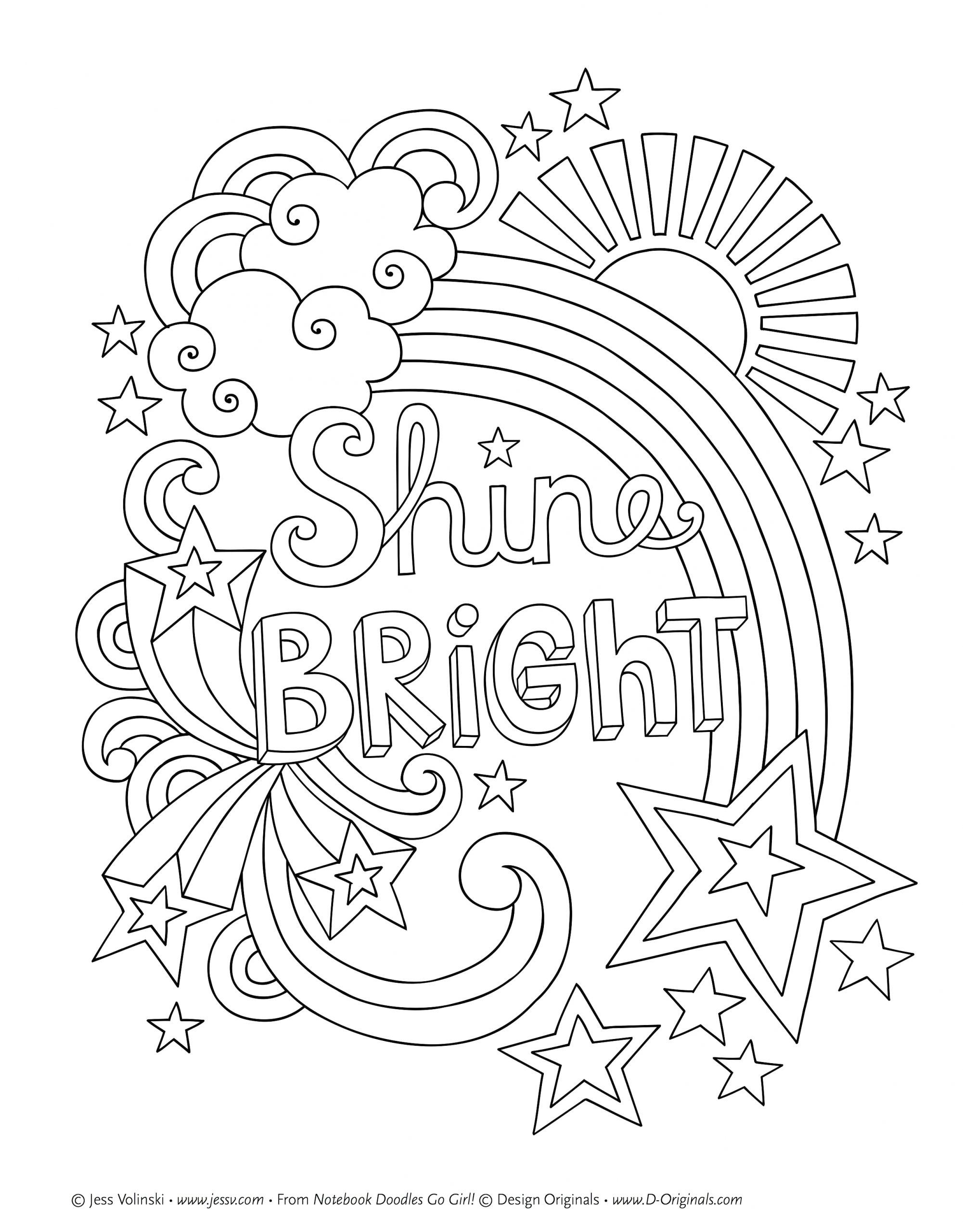 free coloring pages for adults with