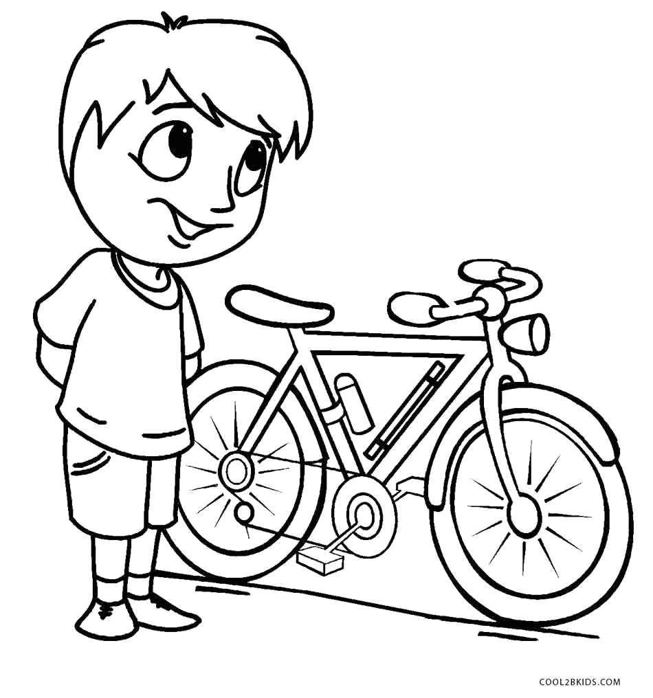 Free Coloring Pages for Boys to Print Free Printable Boy Coloring Pages for Kids