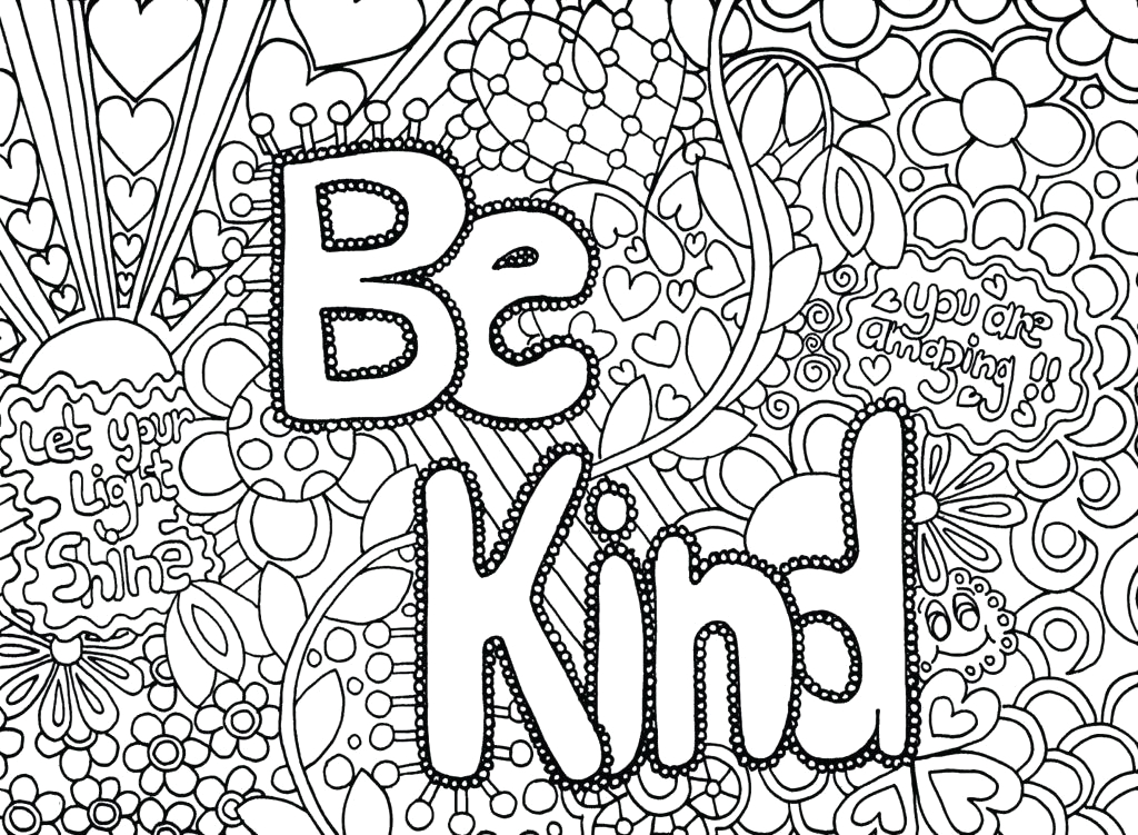 Free Coloring Pages for Middle School Students Coloring Pages for Middle School Students at Getdrawings
