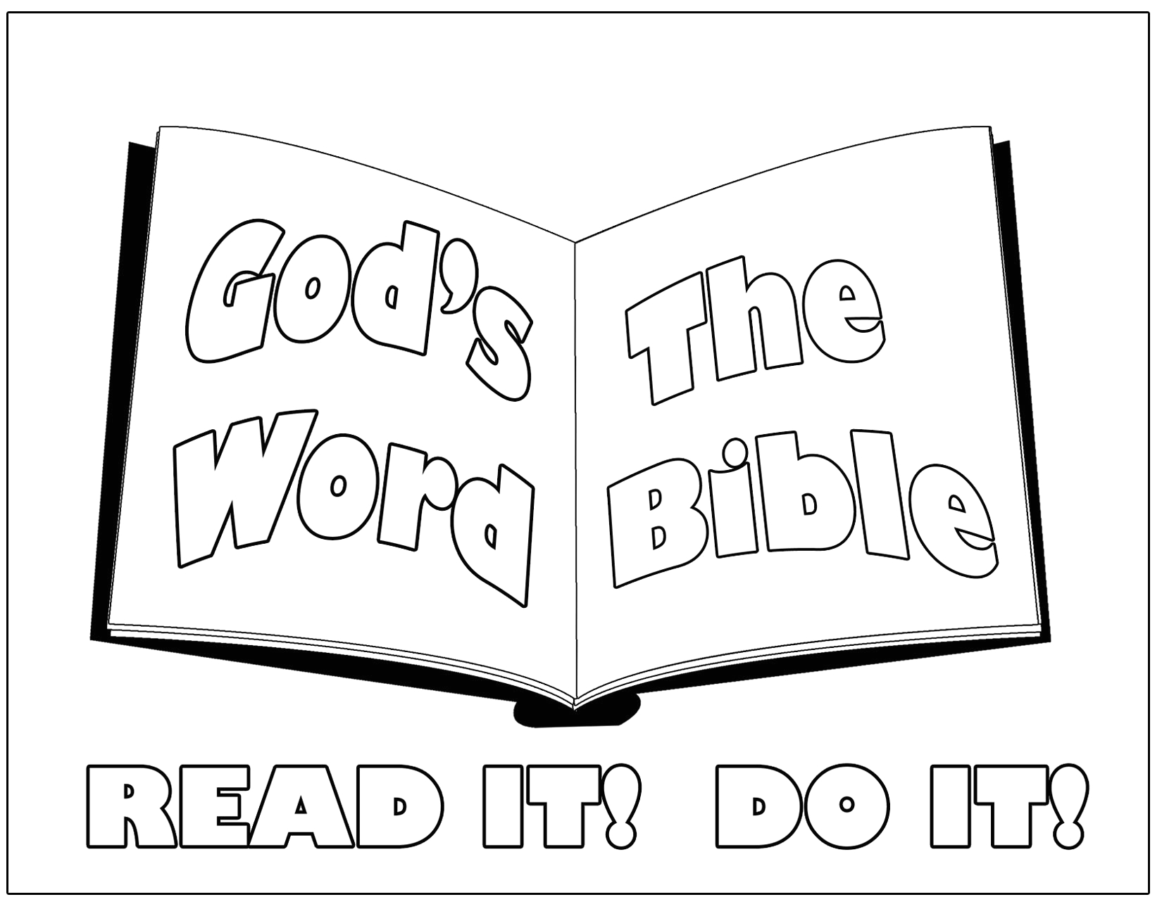 Free Coloring Pages for toddlers From the Bible Free Printable Bible Coloring Pages for Kids