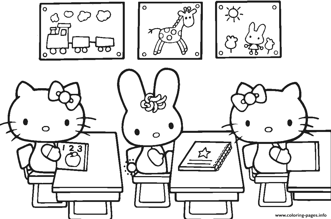 back to school preschool first day printable coloring pages book