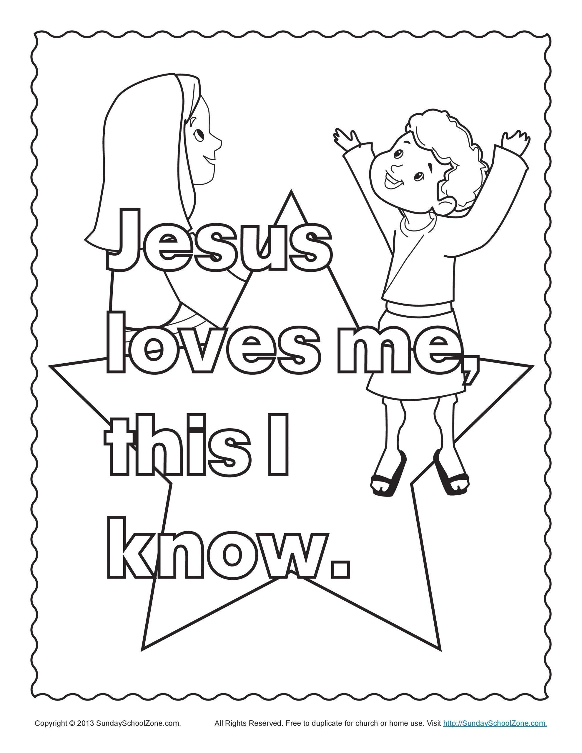 Free Printable Bible Coloring Pages for toddlers Free Printable Bible Coloring Pages for Preschoolers at