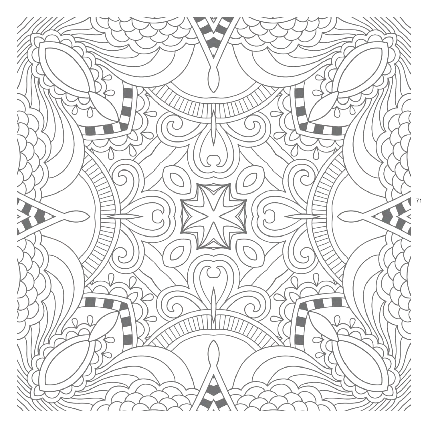 Free Printable Coloring Pages for Older Kids Coloring Pages for Older Kids at Getcolorings