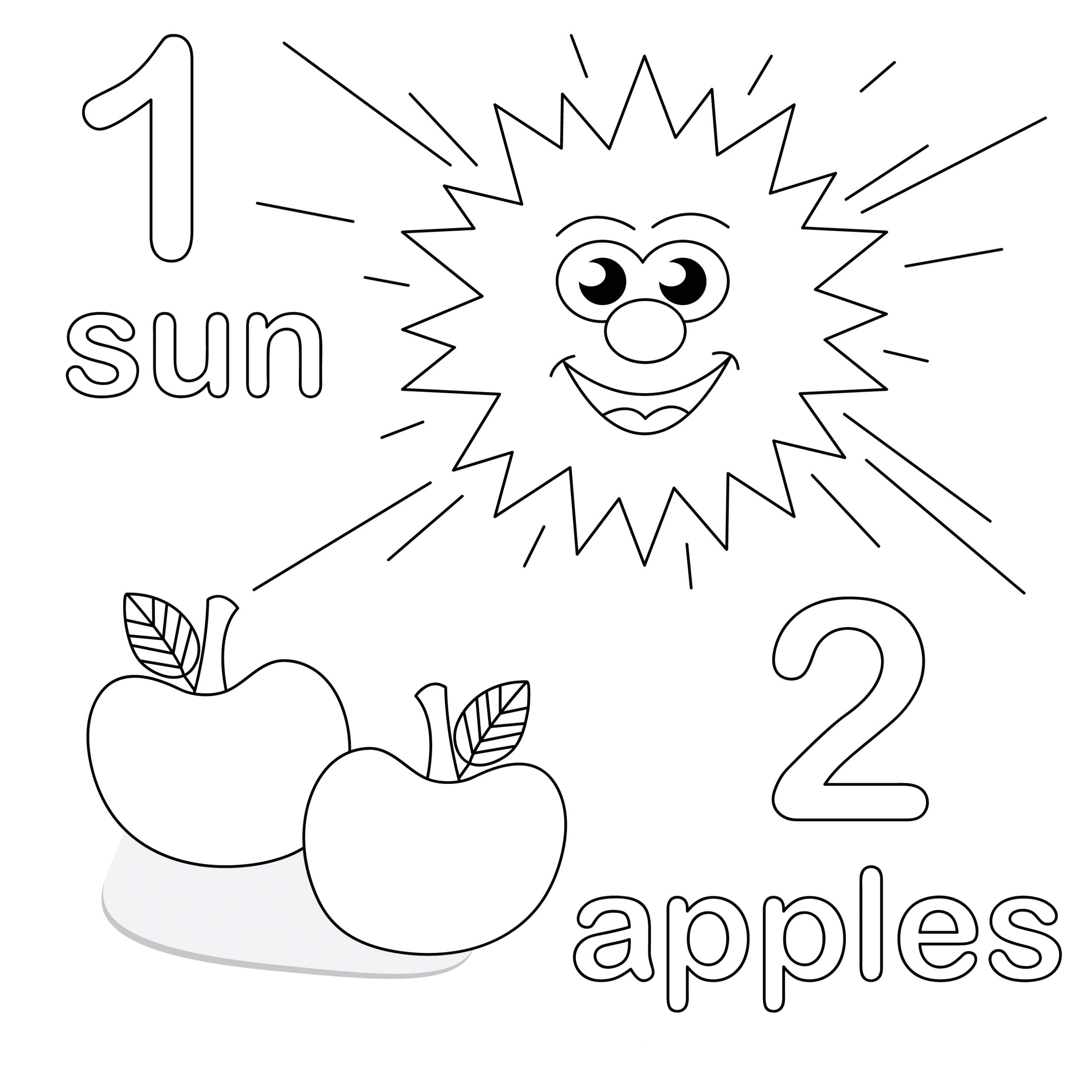 Free Printable Coloring Pages for Pre K Pre K Coloring Pages at Getdrawings