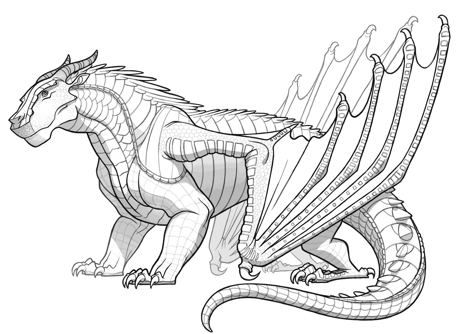 Free Printable Dragon Coloring Pages for Kids Dragon Coloring Pages for Adults Best Coloring Pages for