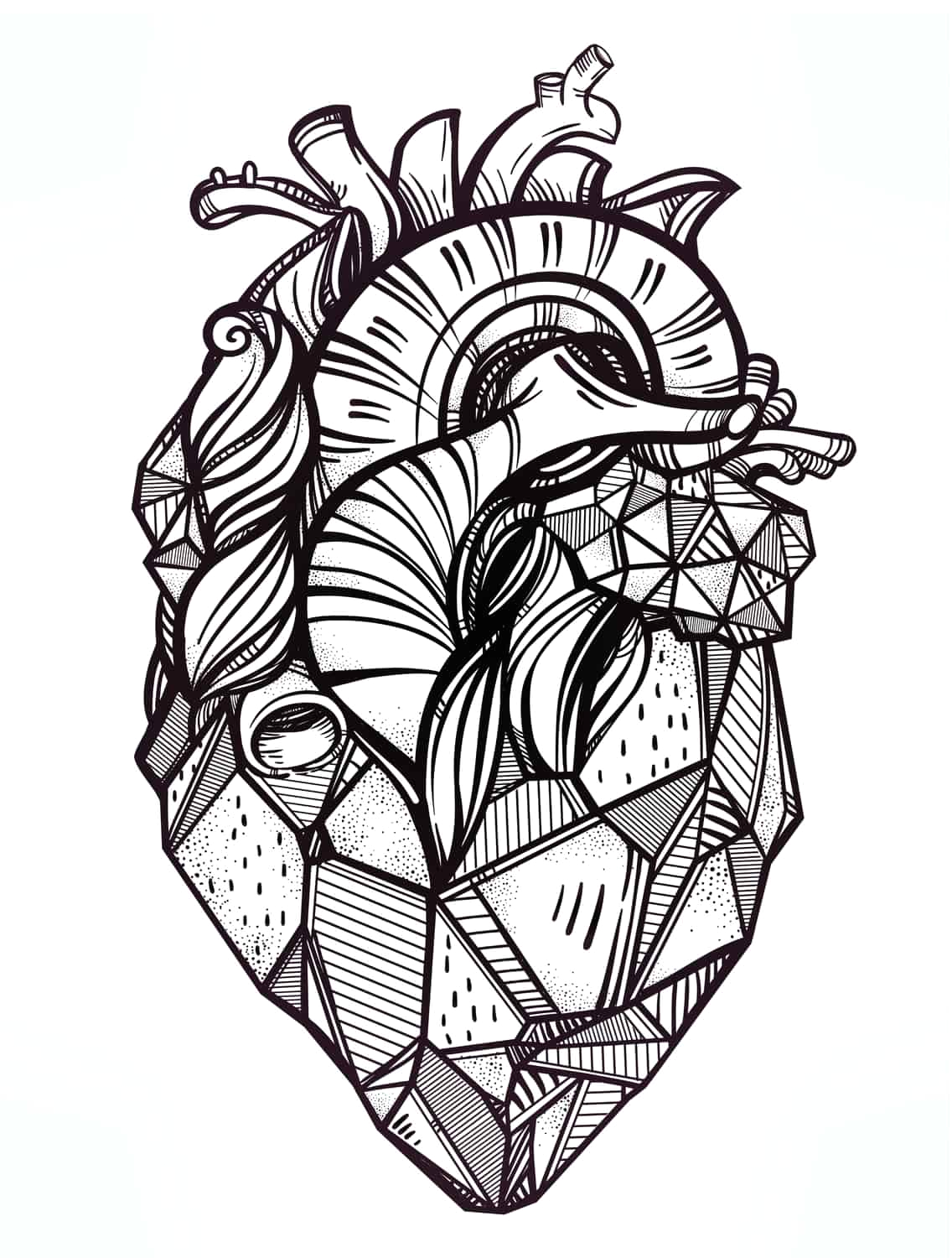 20 free printable valentines adult coloring pages