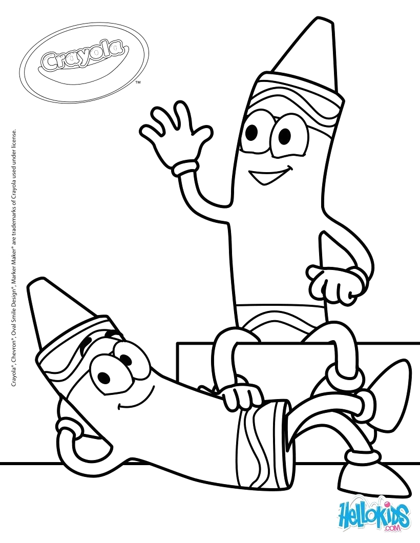 Harold and the Purple Crayon Free Coloring Pages Crayon Coloring Pages – Dalstonfoodmarket