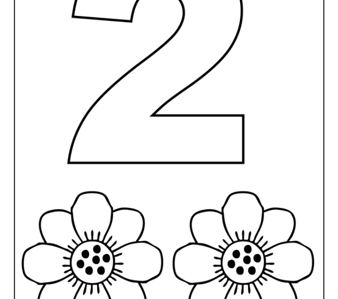 Learning Coloring Pages for 2 Year Olds Coloring Pages for 2 Year Olds at Getcolorings