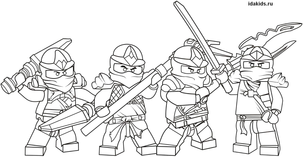 ninjago coloring pages lego ninja go a selection of pictures