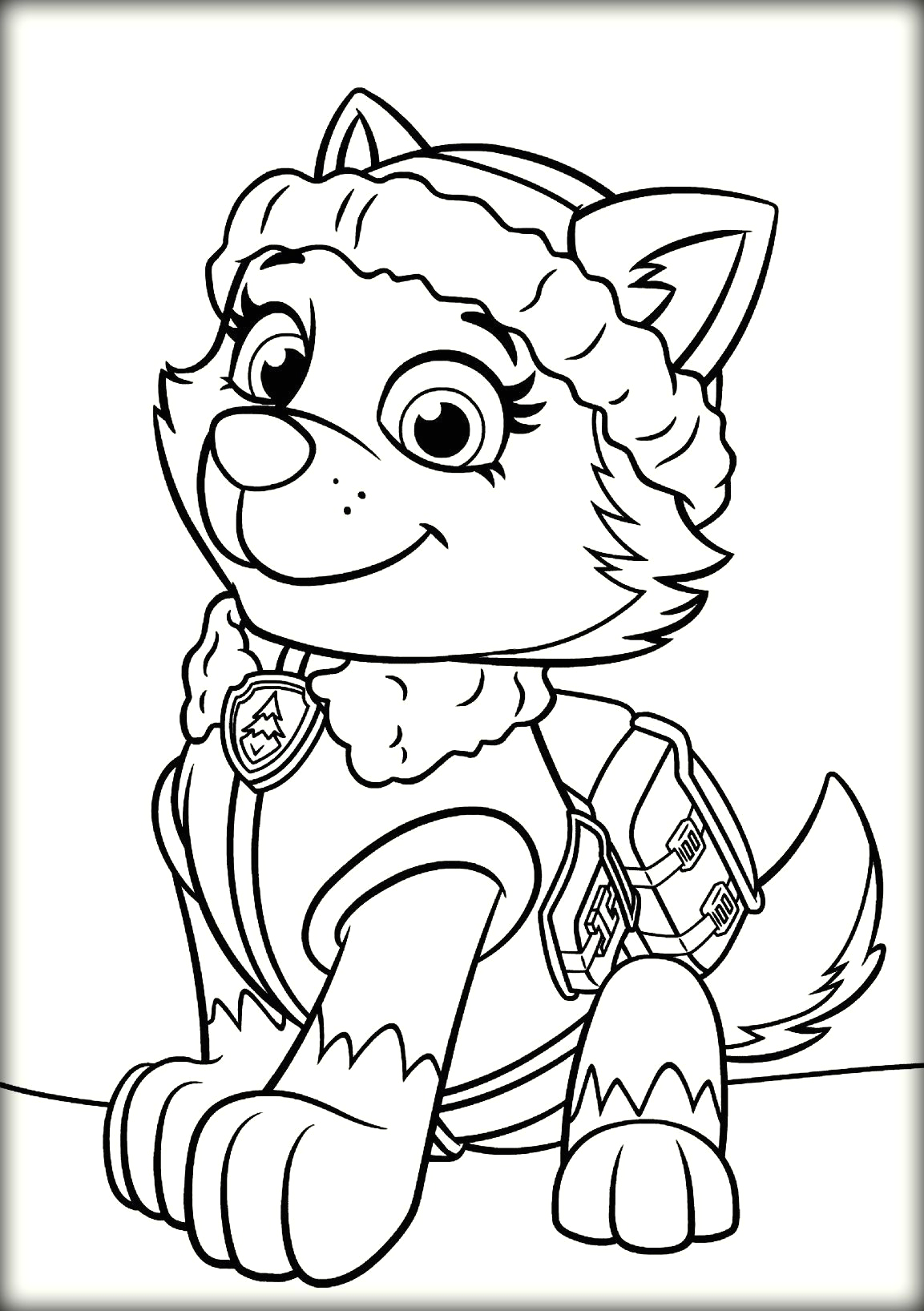 masha coloring pages