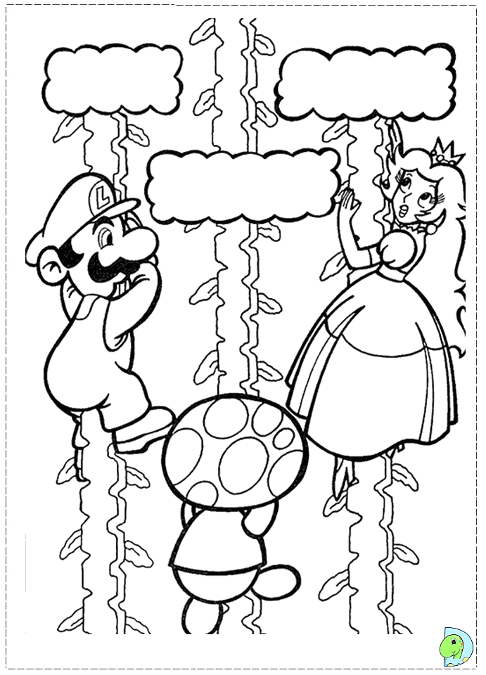 New Super Mario Bros 2 Coloring Pages New Super Mario Bros2 Free Coloring Pages