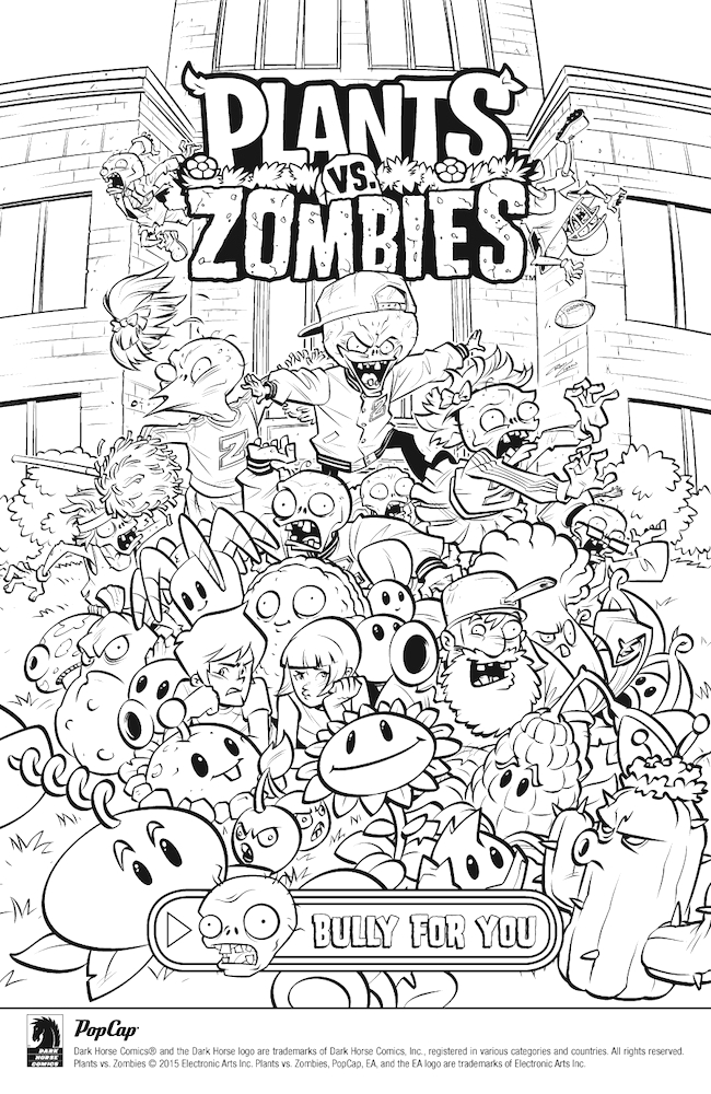 plants vs zombies bully you 1 review roundup
