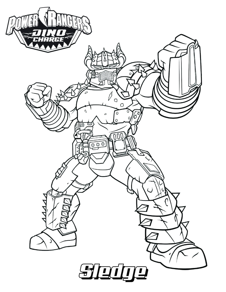 Power Rangers Dino Super Charge Coloring Pages Power Rangers Dino Thunder Coloring Pages at Getdrawings
