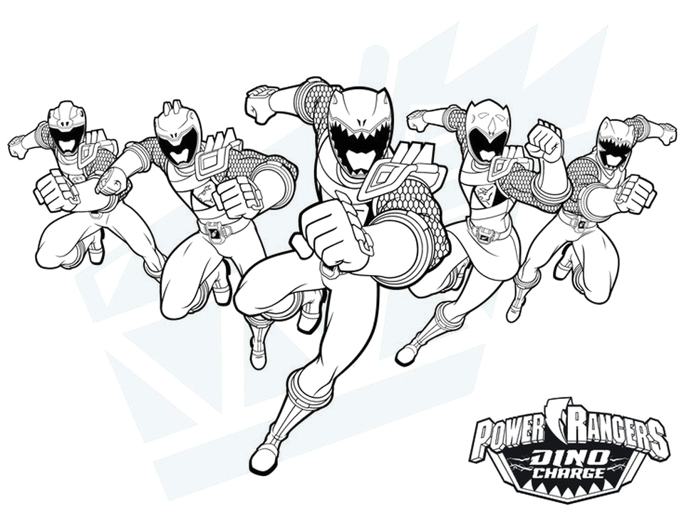 Power Rangers Super Dino Charge Coloring Pages 20 Free Printable Power Ranger Dino Charge Coloring Pages