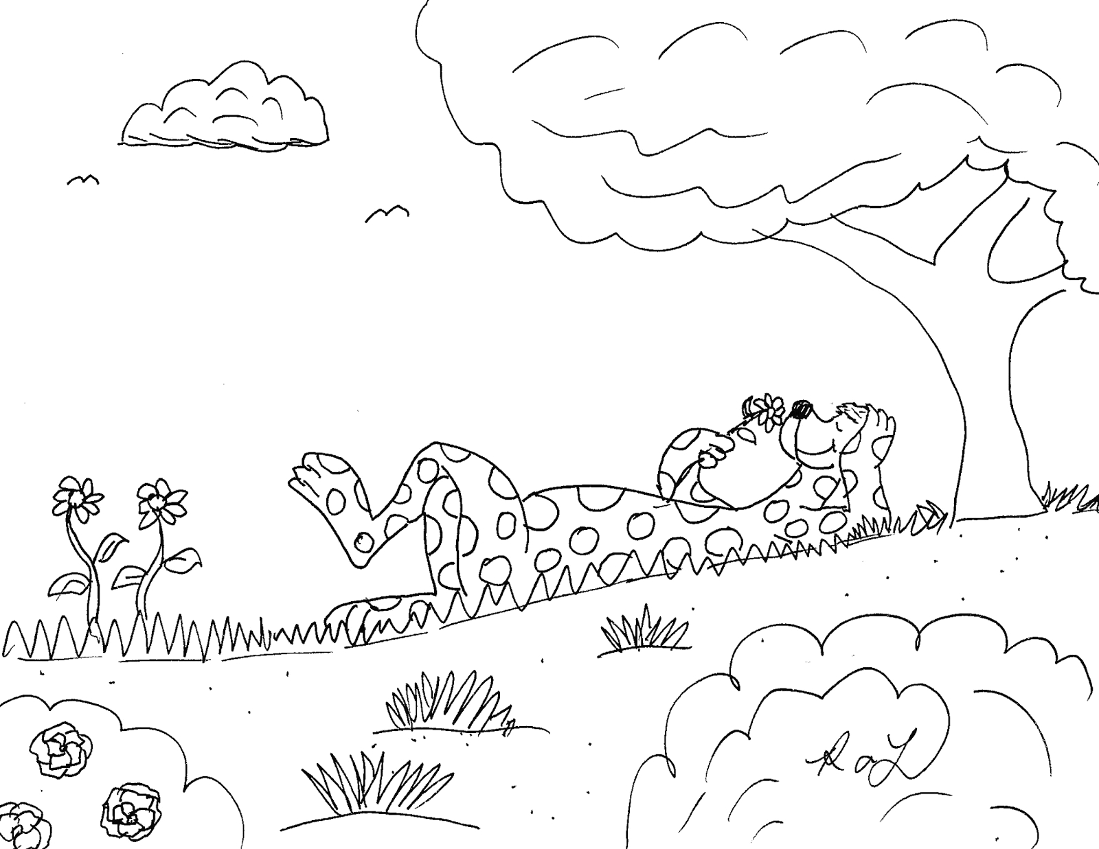 put me in zoo book review and coloring