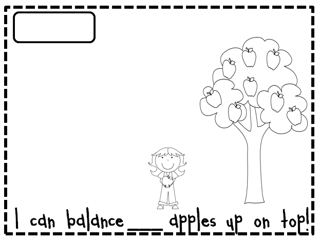 ten apples up on top and freebie
