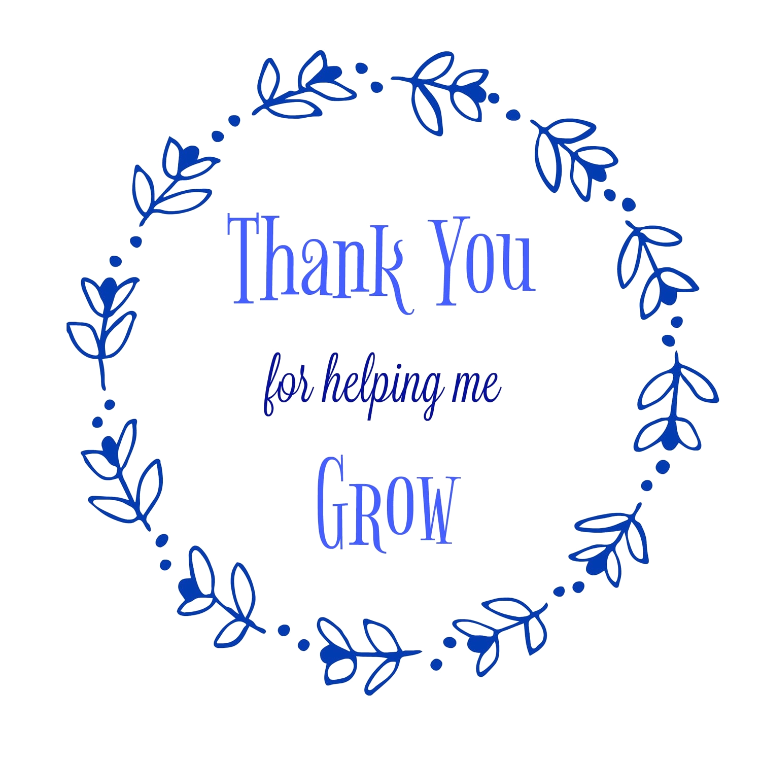 diy painted planter teacher appreciation t with printable card