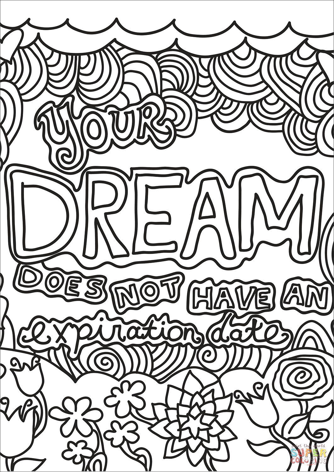 your dream does not have an expiration date