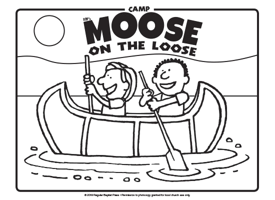 Camp Moose on the Loose Downloads