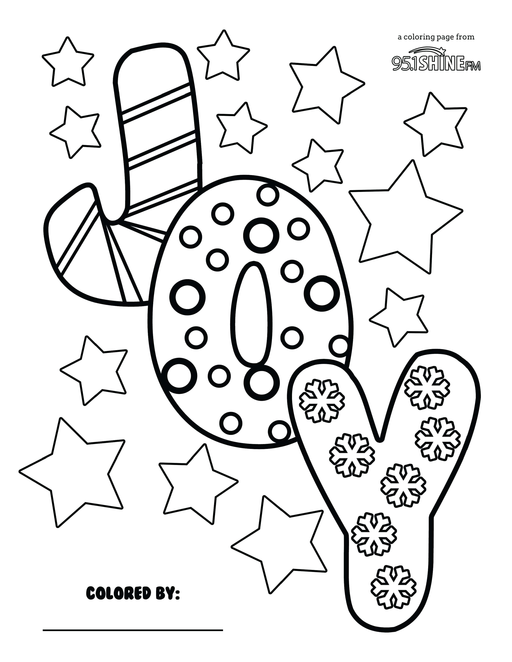 fruits of the spirits coloring pages