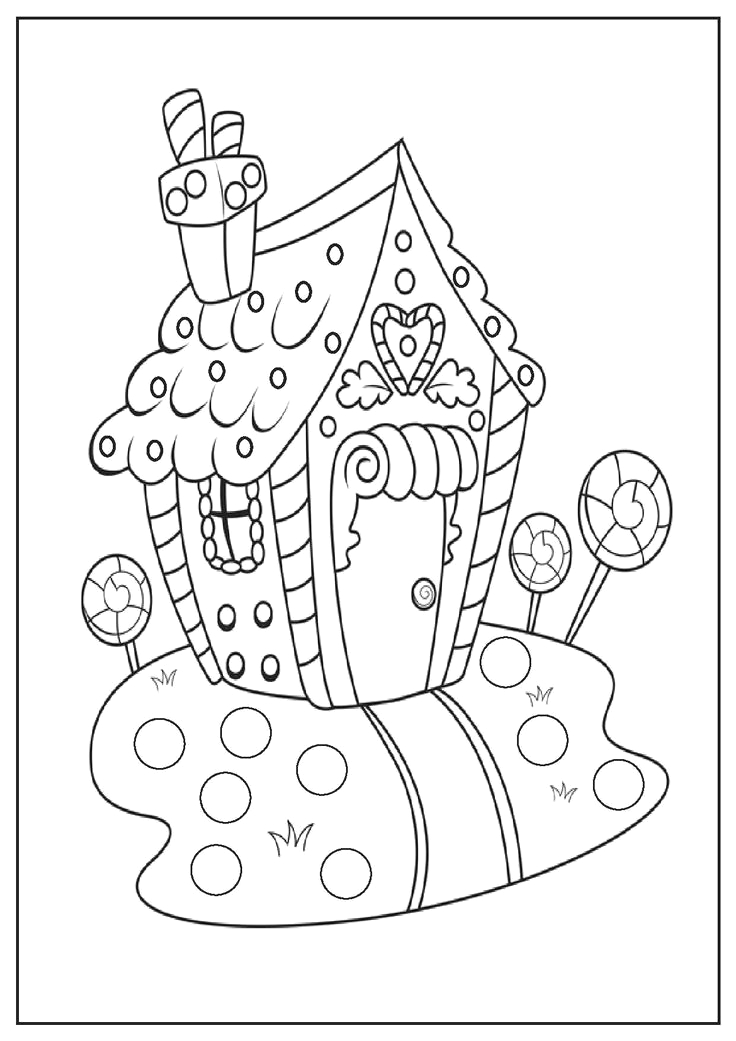 oriental trading christmas coloring pages