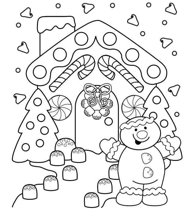 Free Printable Christmas Coloring Pages oriental Trading oriental Trading Christmas Coloring Pages at Getcolorings