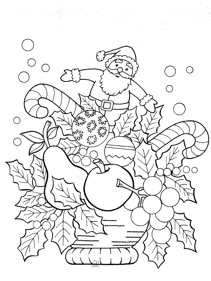 oriental trading coloring pages christmas