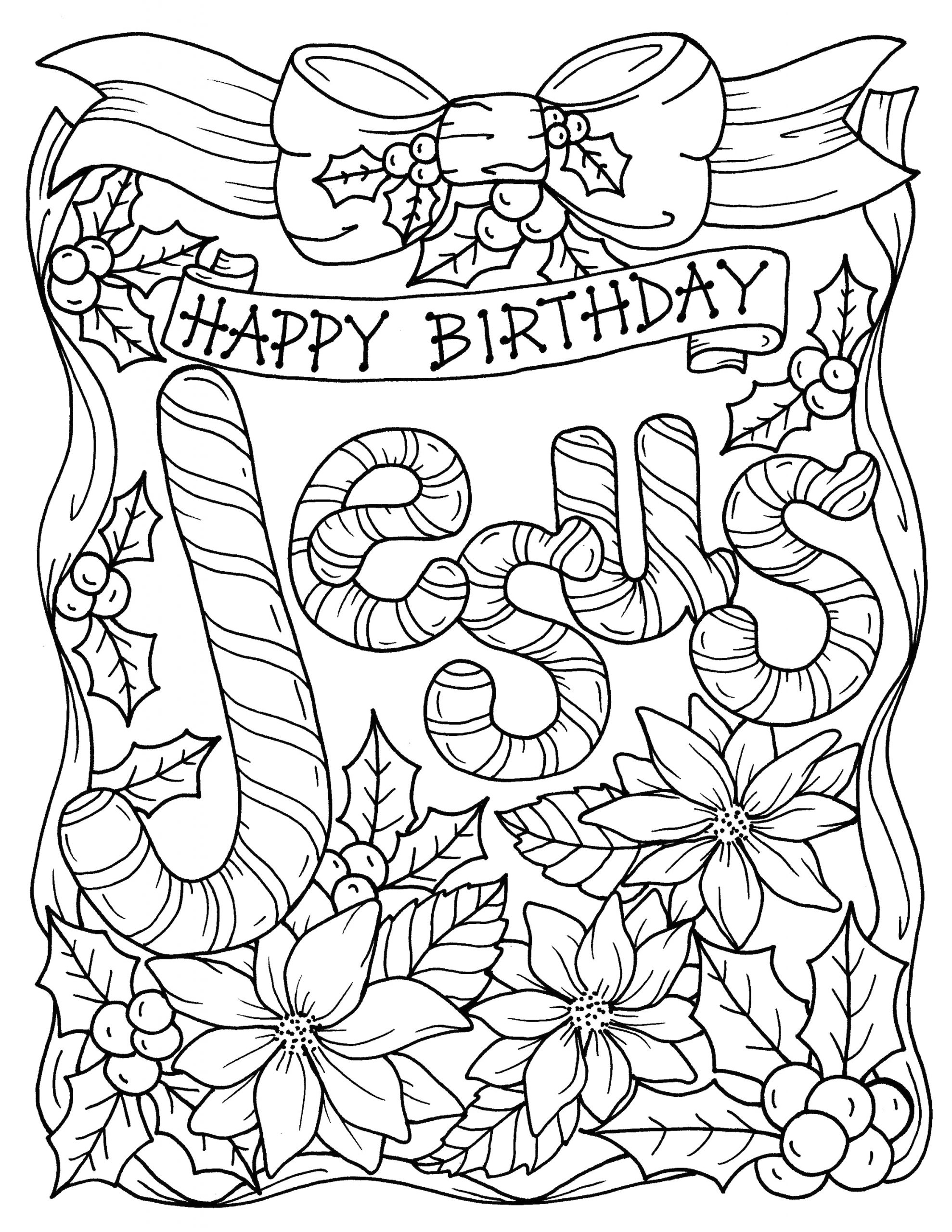Free Religious Christmas Coloring Pages to Print Pin On Coloring Pages