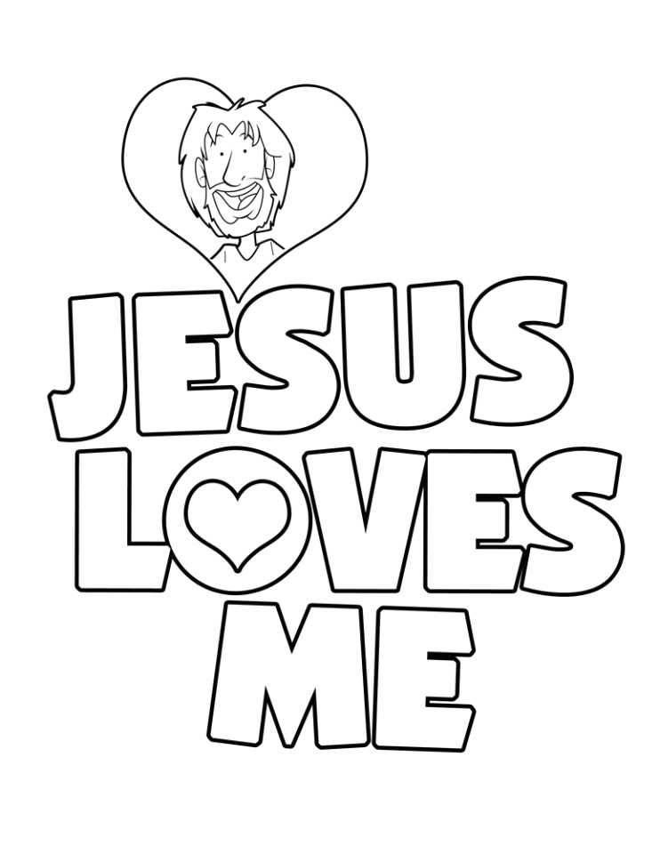 Free Sunday School Coloring Pages for toddlers Free Printable Christian Coloring Pages for Kids Best
