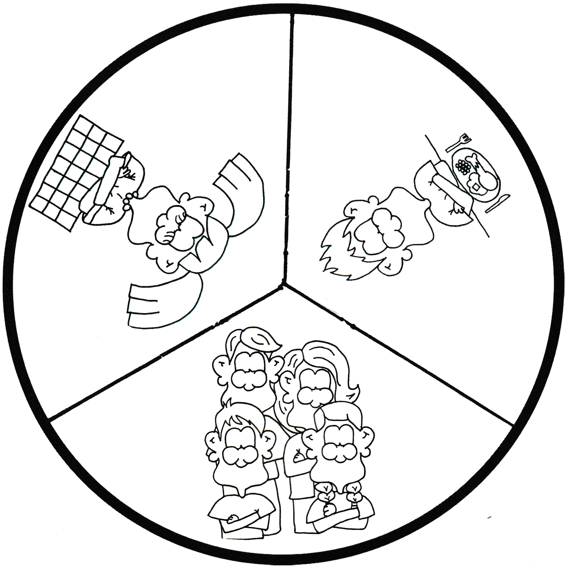 i can pray to heavenly father coloring page sketch templates
