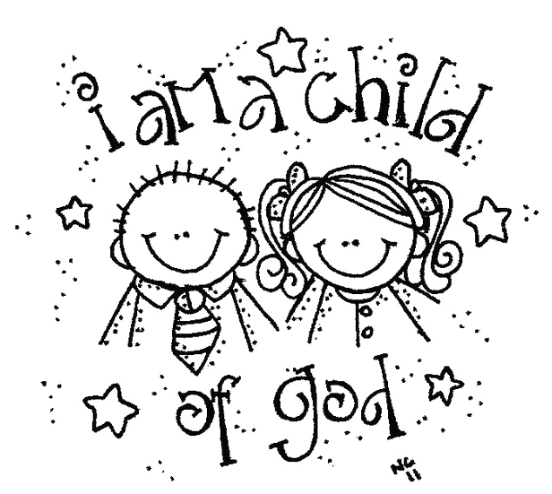 Lds Coloring Pages I Am A Child Of God I Am A Child Of God Coloring Page & Coloring Book
