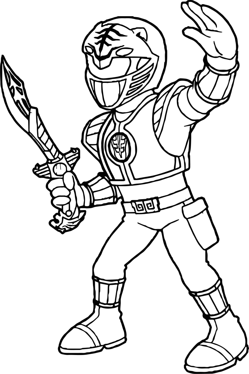 Mighty Morphin Power Rangers Printable Coloring Pages 11 Mighty Morphin Power Rangers Coloring Pages Png