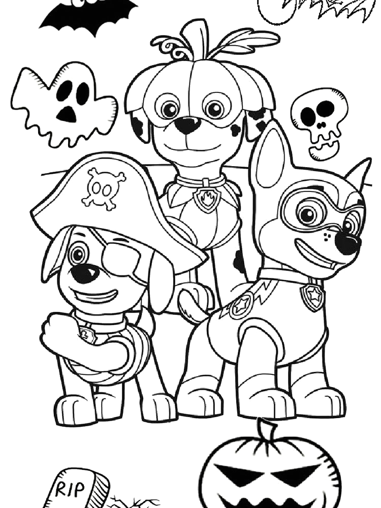 Paw Patrol Mighty Pups Coloring Pages Printable Paw Patrol Coloring Pages Mighty Pups
