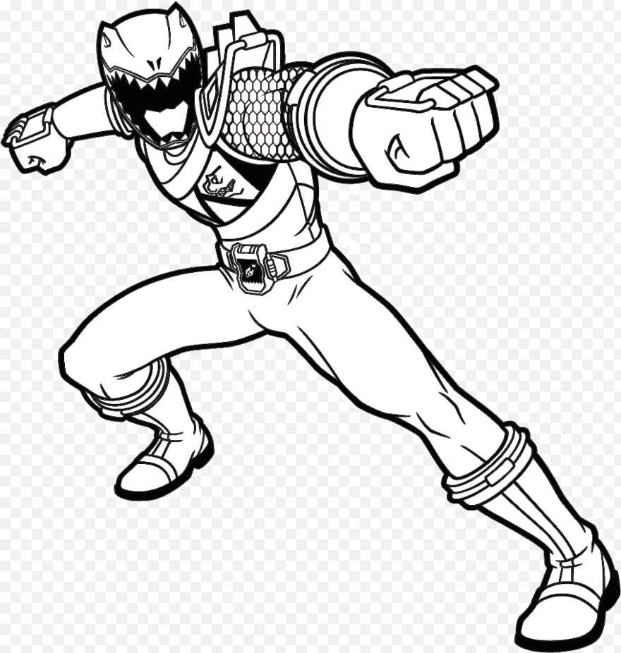 Power Rangers Dino Charge Red Ranger Coloring Pages Power Rangers Dino Charge Red Power Ranger Dino Charge