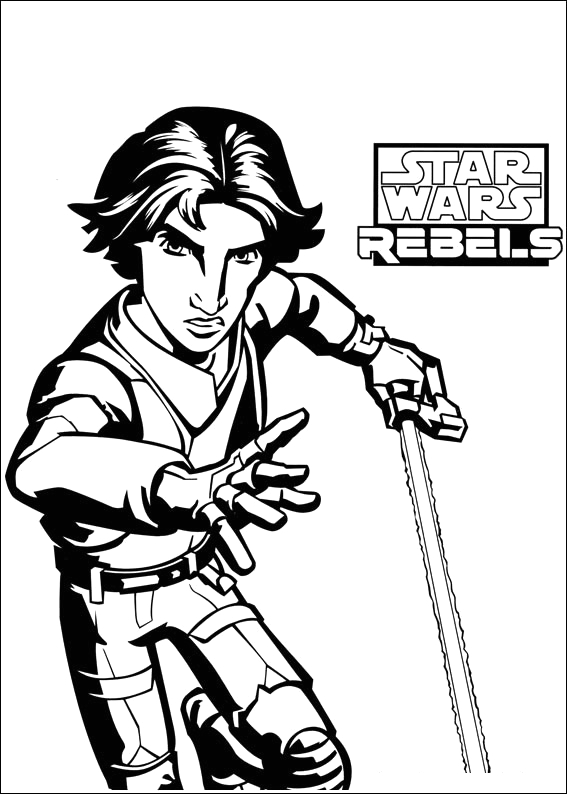 star wars coloring pages online free