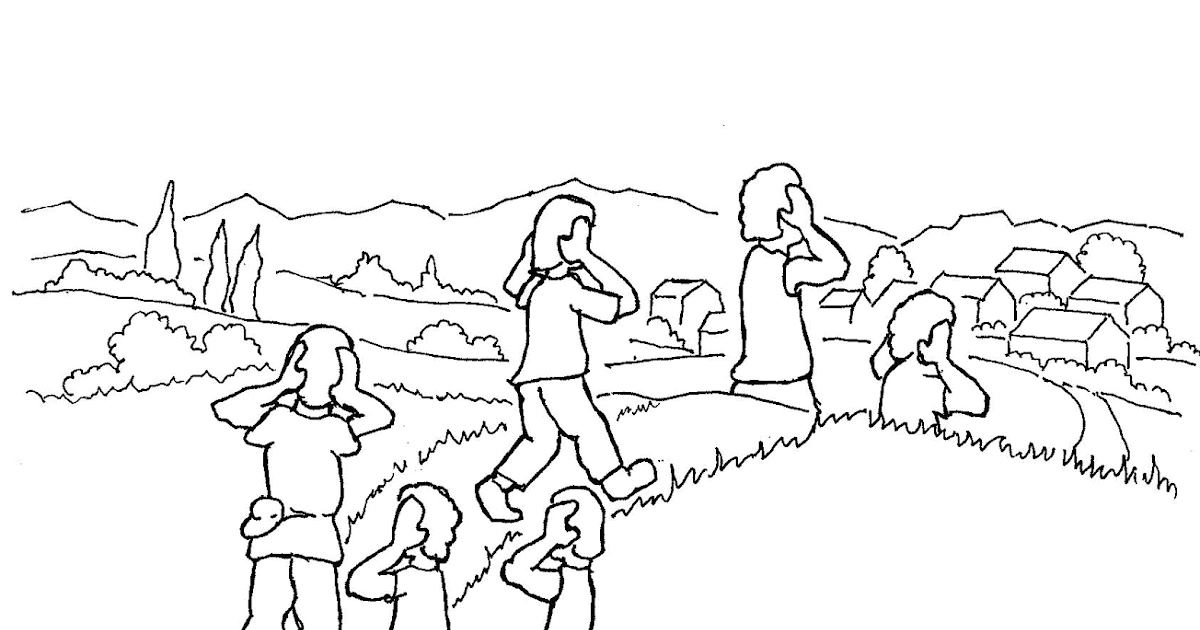 the boy who cried wolf free coloring