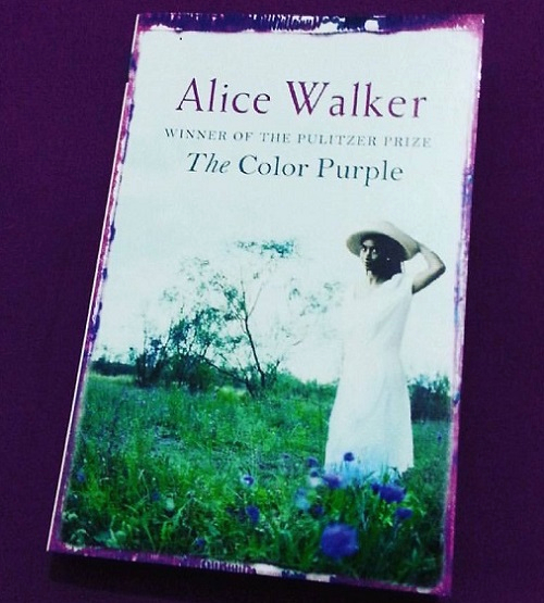 book review the color purple by alice walker