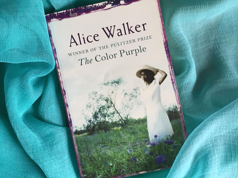 the color purple book review