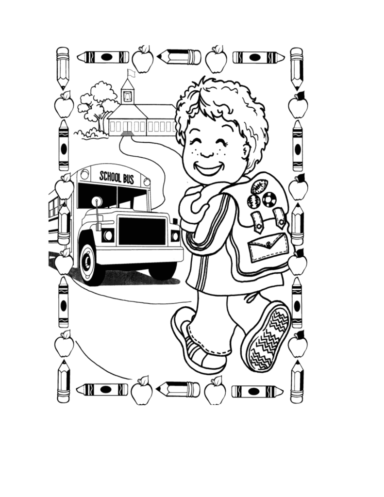 back to school coloring pages coloringpages back to school coloring pages for second grade back to school coloring pages for pre k