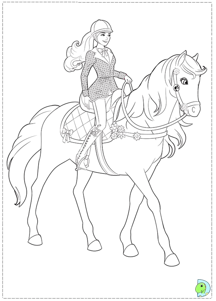 Barbie and Her Sisters In A Pony Tale Coloring Pages Barbie and Her Sisters In A Pony Tale Coloring Pages – Vingel